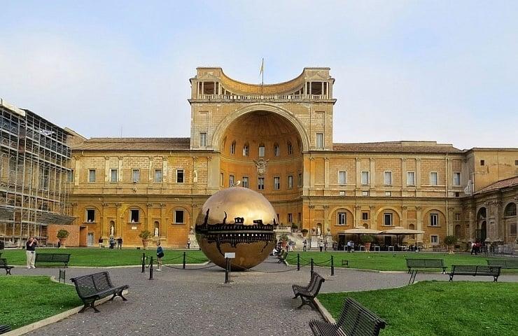 Sobre los Museos del Vaticano en Roma