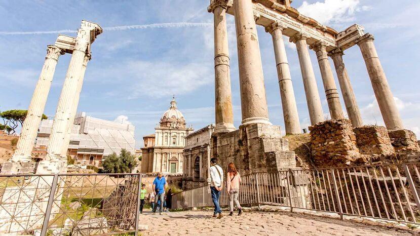 Qué hacer en el Foro Romano en Roma