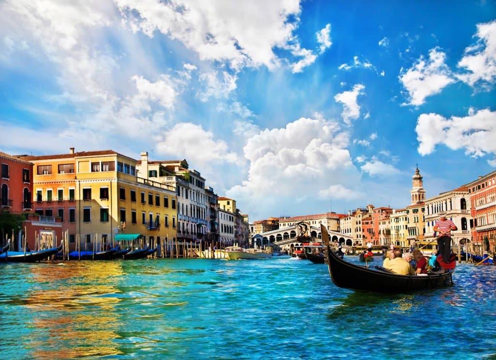 Clima e Temperatura em Veneza