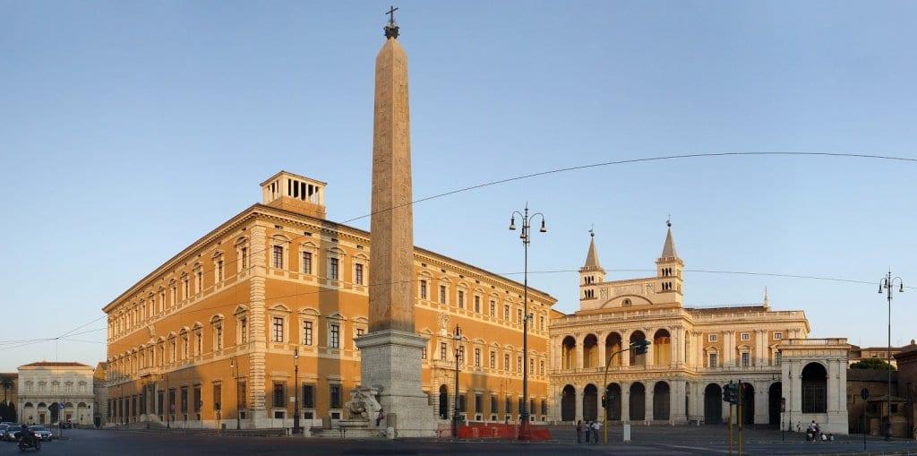 Basílica de Latrão em Roma