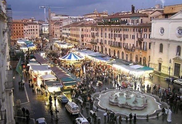 Dicas de atrativos na Piazza Navona em Roma