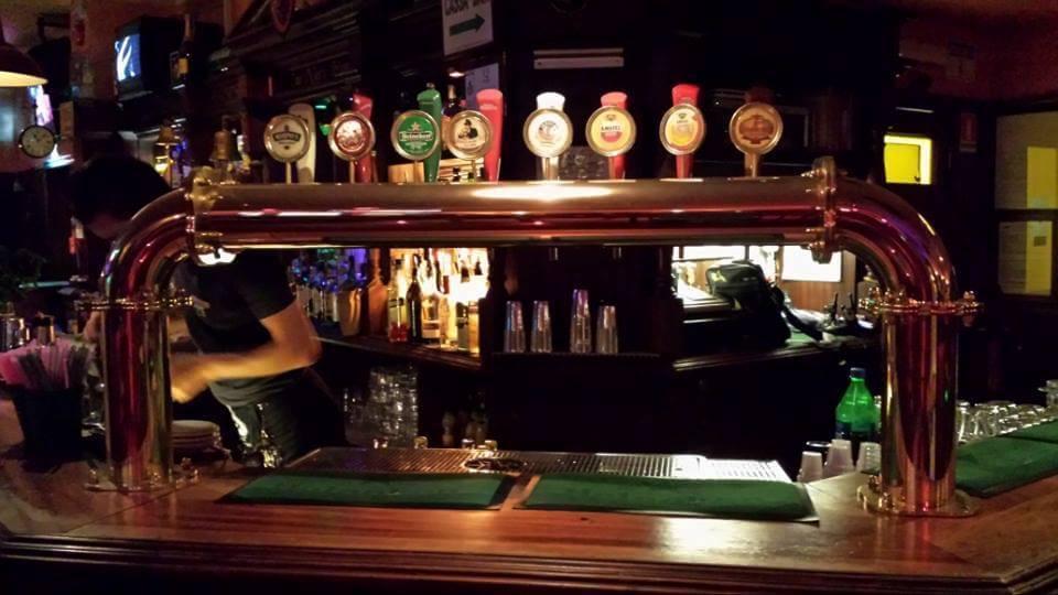 Pub The Nag's Head em Roma