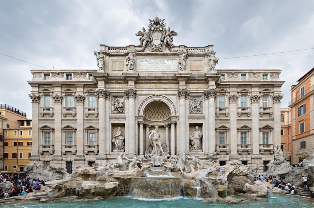 Roteiro de um dia em Roma: Fontana Di Trevi