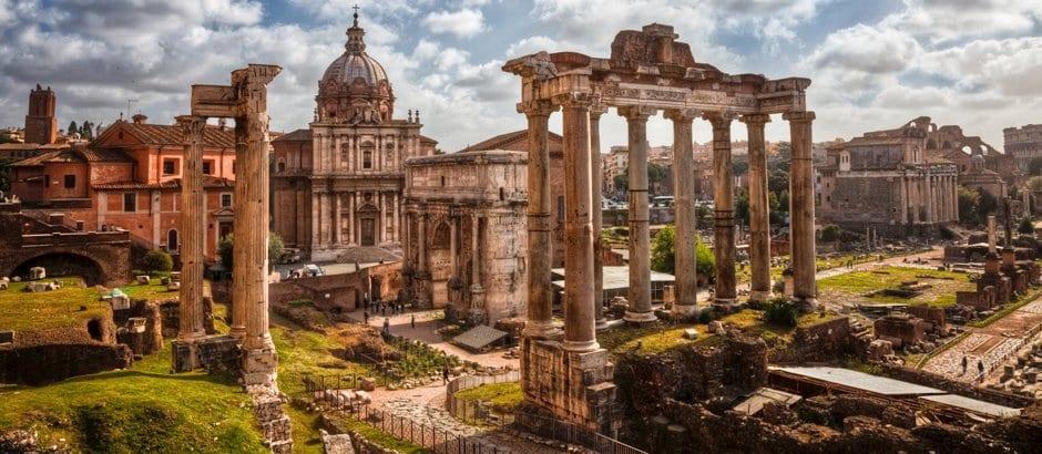 Ingressos para as atrações de Roma