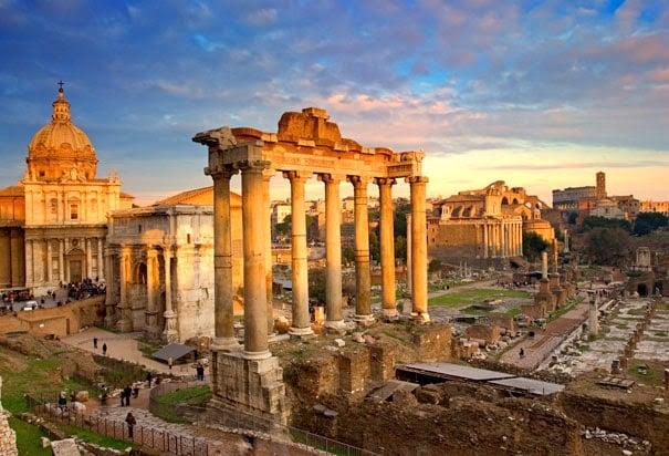 Saiba o que fazer e conhecer em Roma na Itália