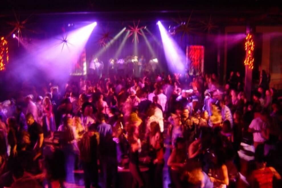 Balada Gilda Club em Roma