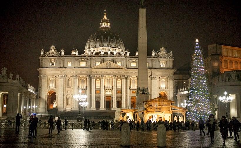Natal e Ano Novo em Roma