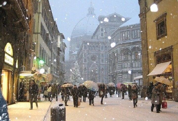 Inverno em Florença