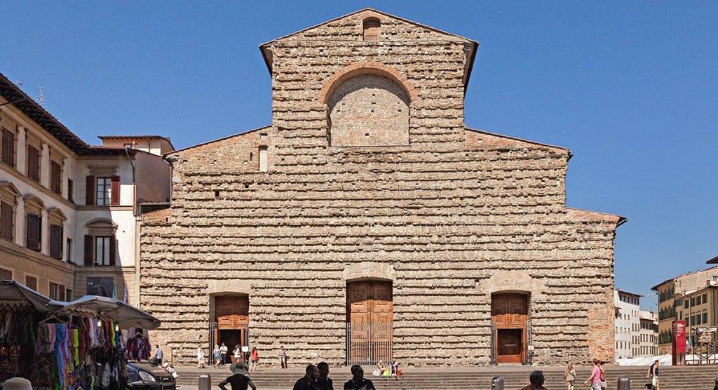 Basílica de São Lourenço em Florença