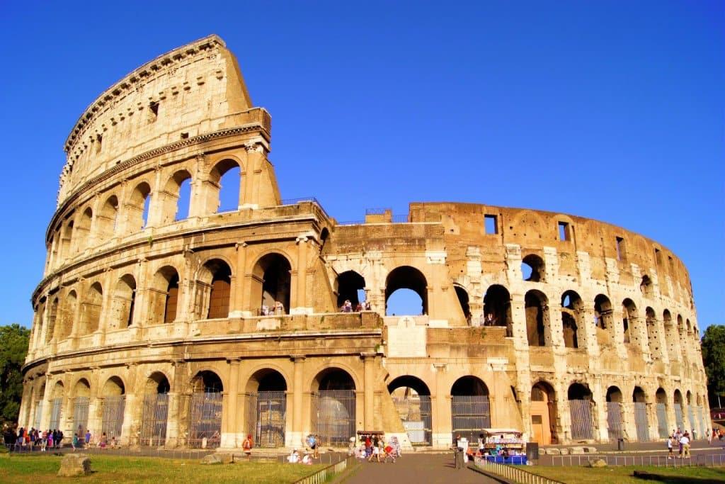 Pontos Turísticos em Roma