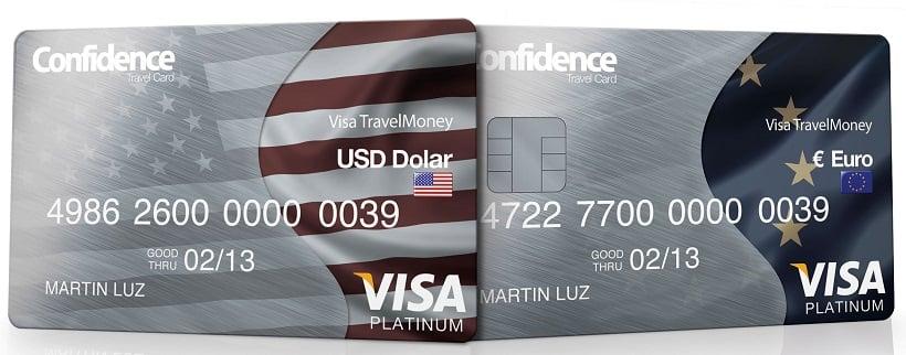 Cartão Travel Money