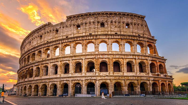 Ingressos para todas as atrações da Itália