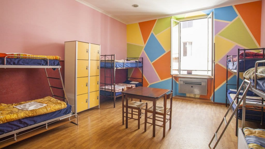 Hostel Alessandro Downtown em Roma