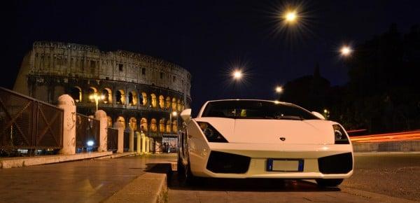 Economia no aluguel de carro na Itália