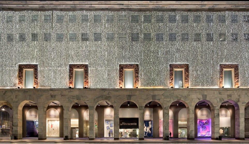 Loja de departamentos La Rinascente em Milão