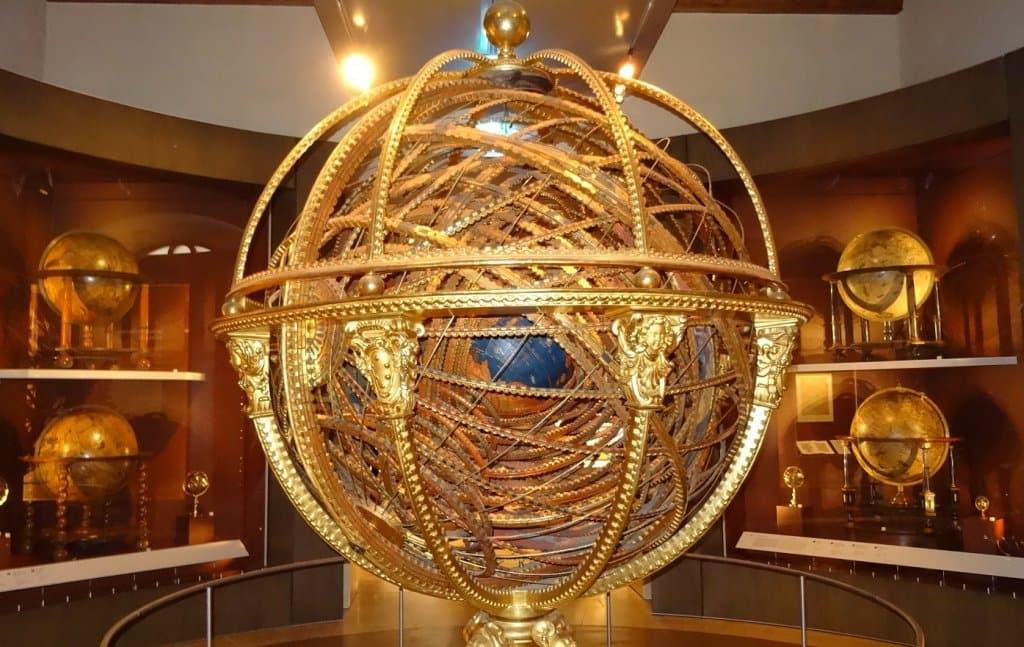 Museo Galileo e Galleria degli Uffizi em Florença