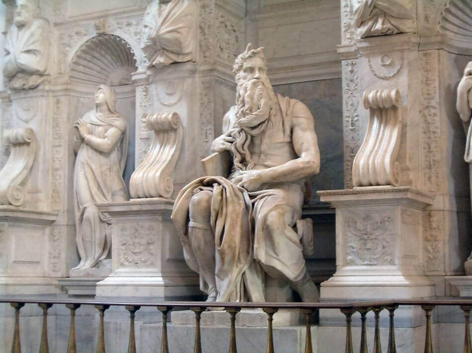 Atrações na Basílica San Pietro in Vincoli em Roma