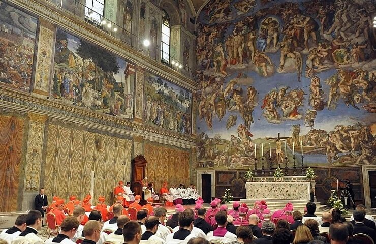 Dicas gerais sobre a Capela Sistina no Vaticano em Roma