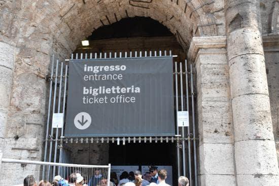 Ingressos para atrações em Roma
