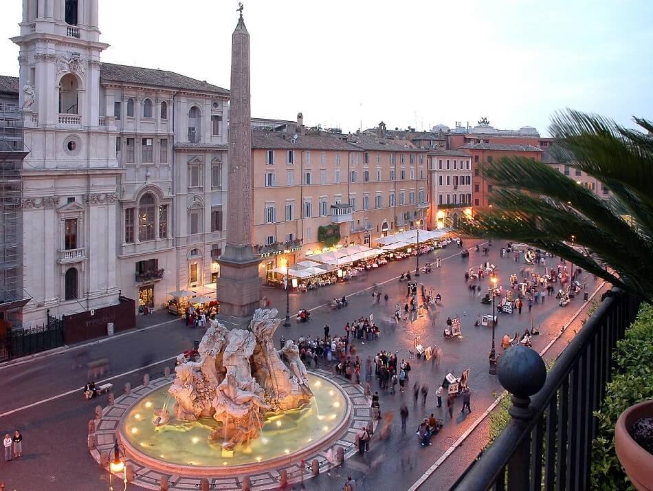 Passeios baratos e gratuitos em Roma