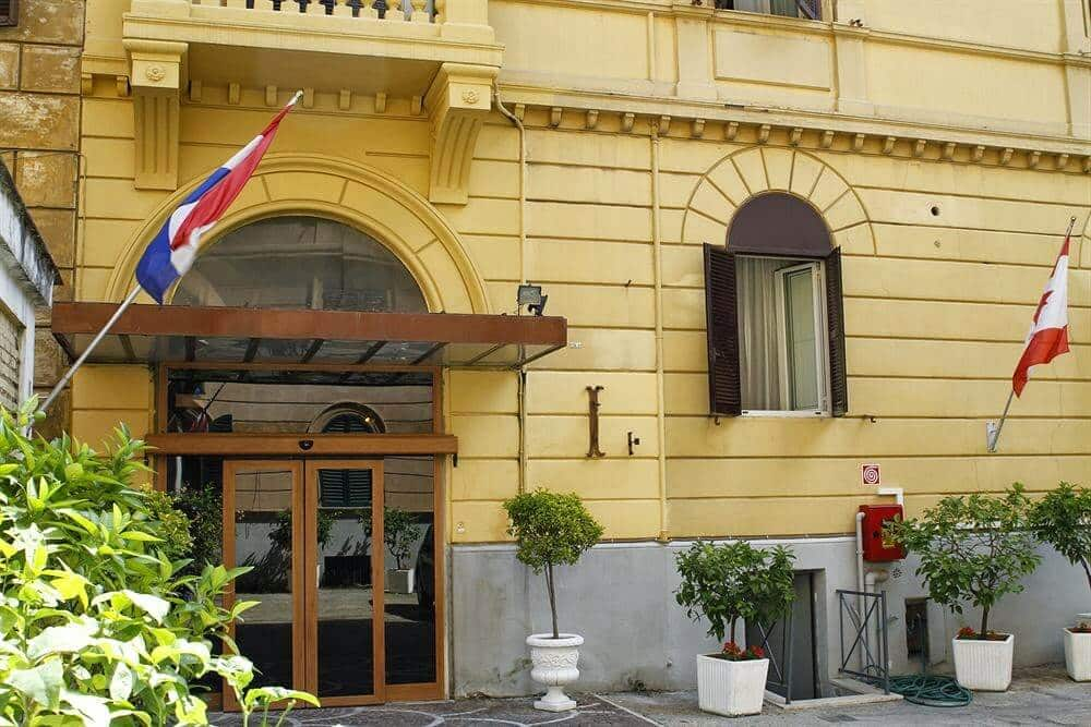 Hotel Edera em Roma