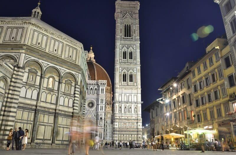 Piazza del Duomo em Florença