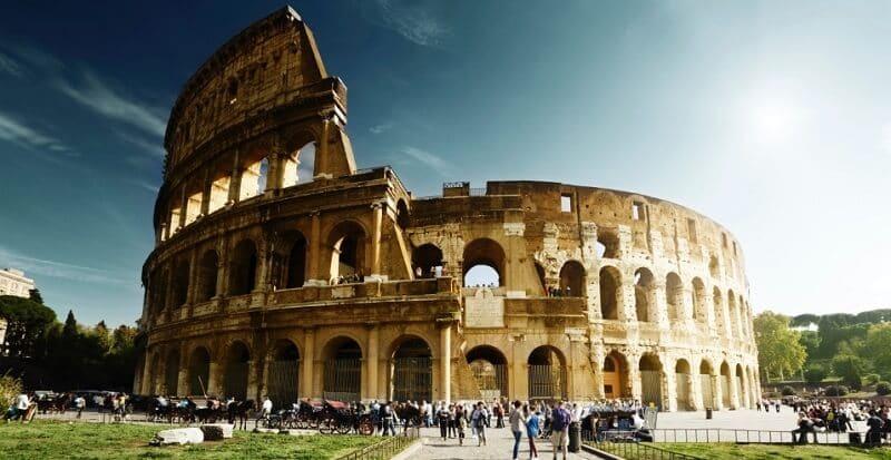 Atrativos para passar a lua de mel em Roma
