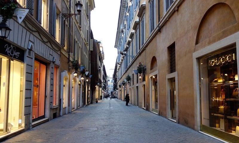 Saiba onde comprar relógios em Roma