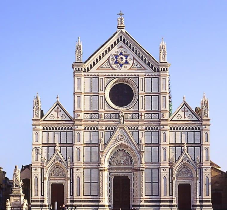 Basílica de Santa Cruz em Florença