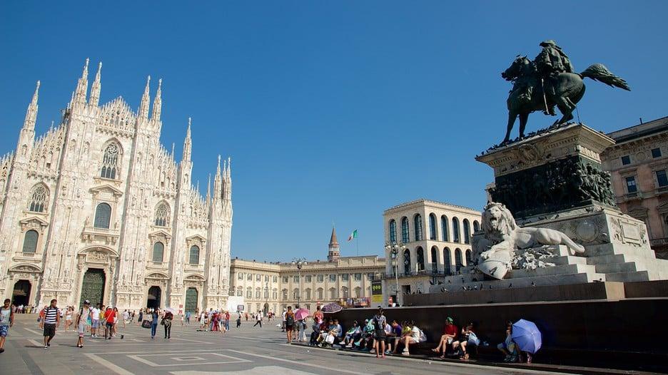 Estrutura da Catedral de Milão