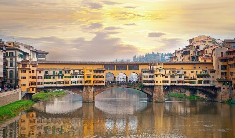 Ponte Vechio em Florença