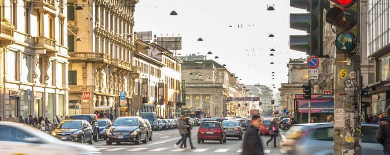 Compras na Corso Buenos Aires em Milão