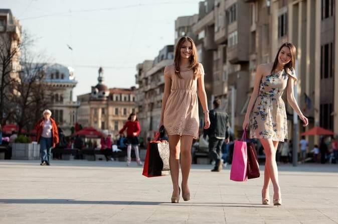 Compras em Florença