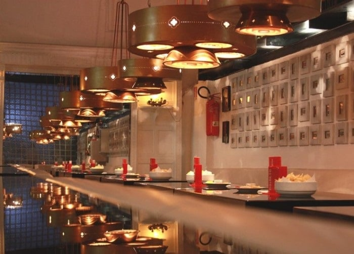 Bar Roialto em Milão
