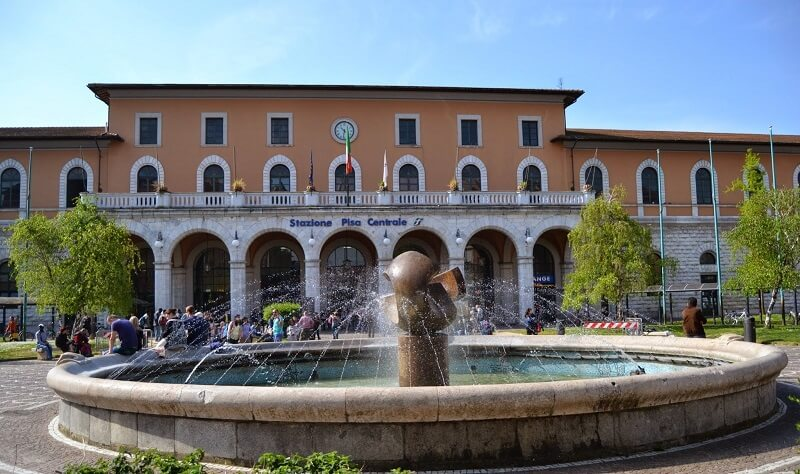 Estação Central de Pisa