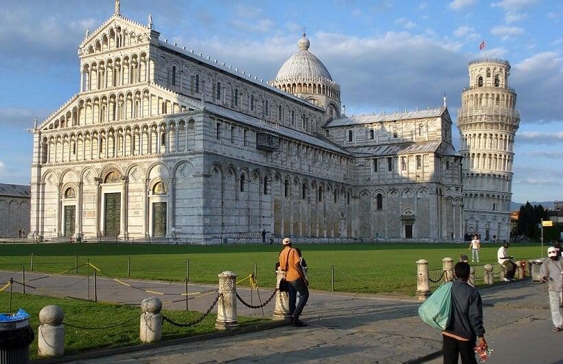 Visita a Catedral de Pisa