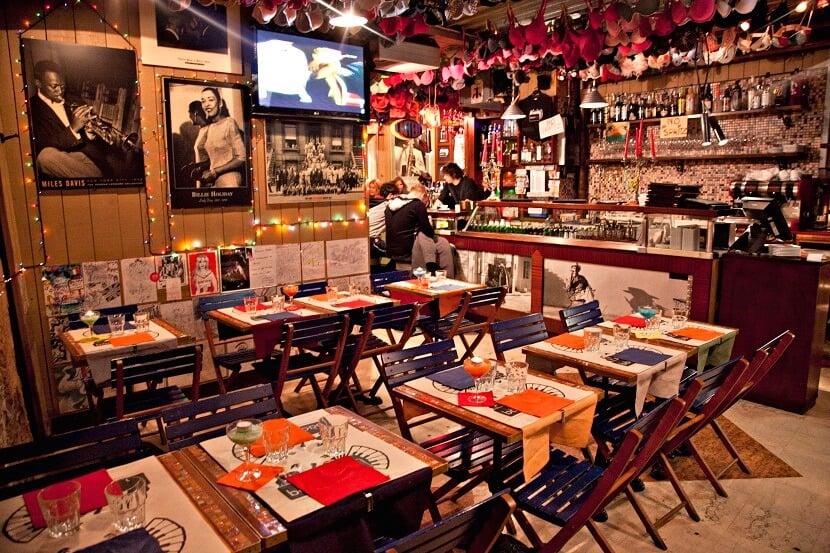 Balafa Bacaro Jazz em Veneza na Itália