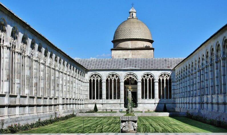 Camposanto Monumentale em Pisa