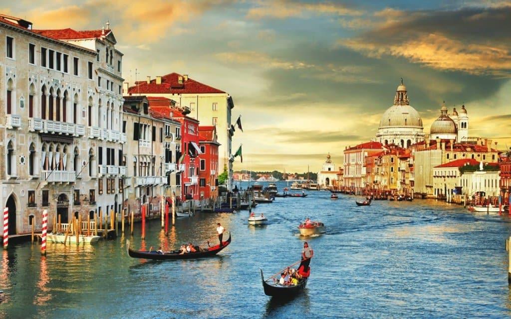 Passeios turísticos em Veneza