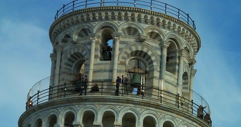 Alto da Torre de Pisa