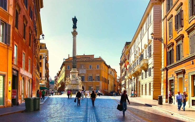 Passeios turísticos em Roma