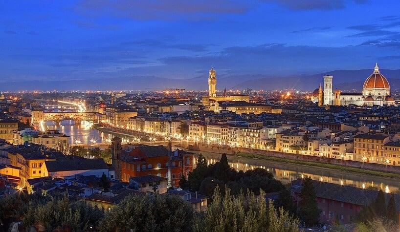 Florença: primeiro destino toscano considerado patrimônio cultural da humanidade