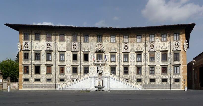 Pallazzo di Cavalieri em Pisa