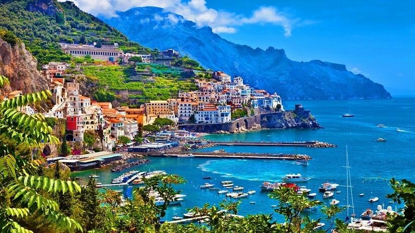 Roteiro de 8 dias na Costa Amalfitana