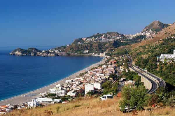 Letojanni em Sicília