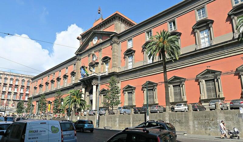Visita ao Museu Arqueológico Nacional de Nápoles