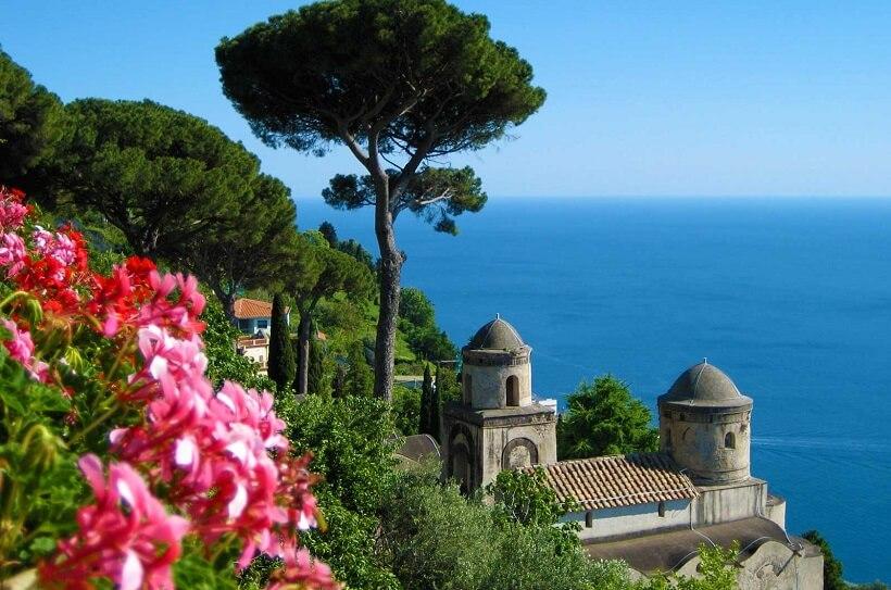 Passeios em Ravello na Costa Amalfitana