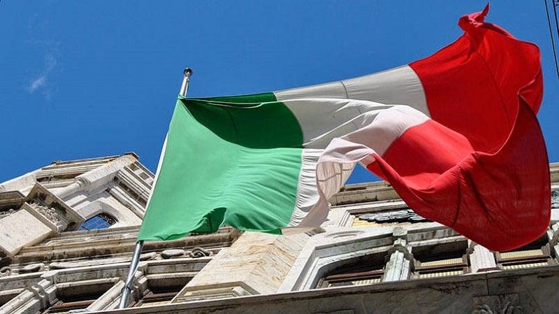 Imigração para entrar na Itália
