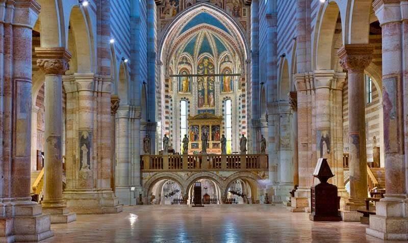Basílica di San Zeno Maggiore em Verona