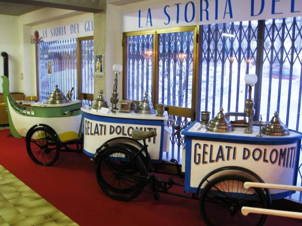 Carpigiani Gelato Museum em Bolonha